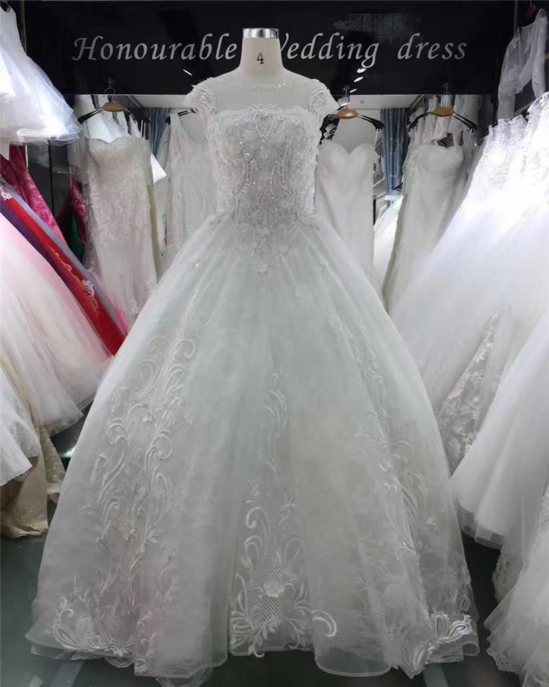Venta al por mayor vestidos de novia en corset-Compre online los ...