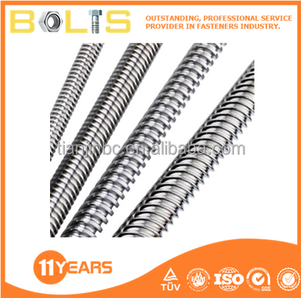 stainless steel Thread Road