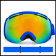 NEW top sale custom brand designer outdoor polarized snow goggles