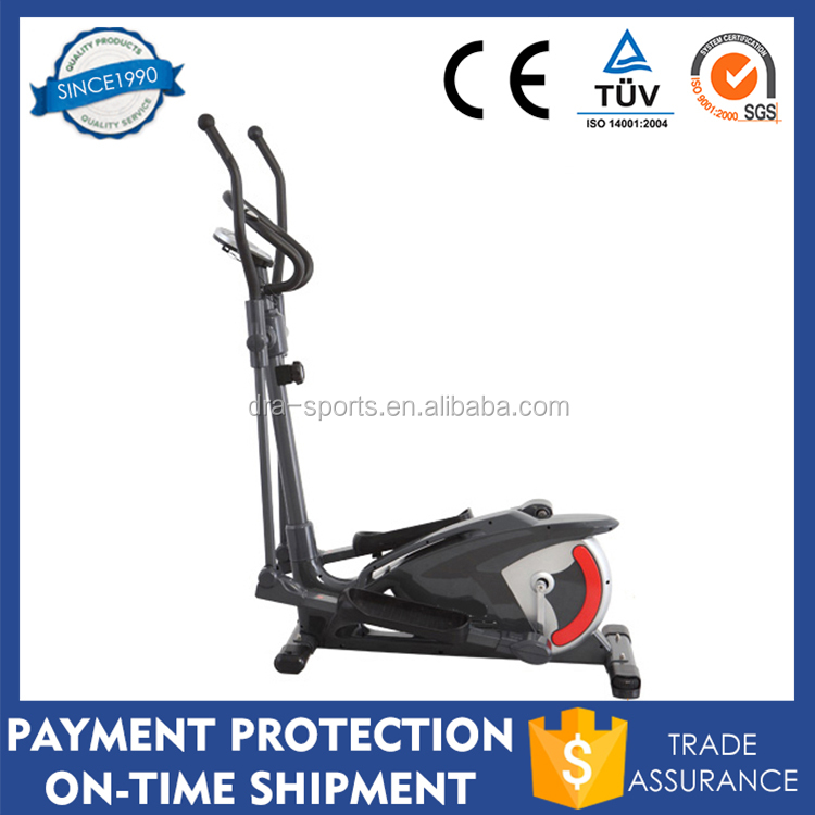 New COMMERCIAL QUALITY ELLIPTICAL CROSS TRAINER MET720 Home Gym Fitness Semi Commercial Magnetic Exercise Bike