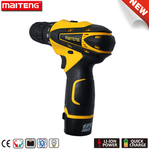 Hot Seller China Power Max Tools 12v Cordless Drills with CE