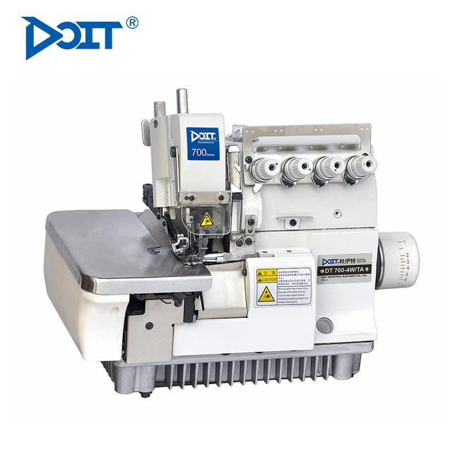 Dt700-4w-ta Towel Edge Lock Overlock Sewing Machine - Buy 4 Thread Overlock  Sewing Machine,Overlock Sewing Machine,High Speed Sewing Machine Product