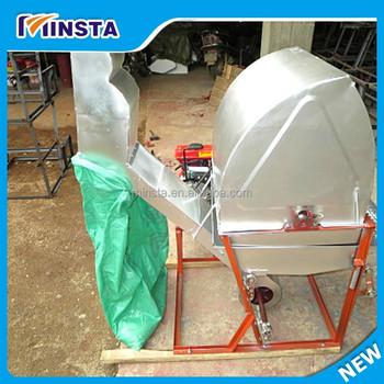 Diesel Engine Rice Thresher/paddy And Wheat Threshing Machine /paddy Grinded Machine For Sale