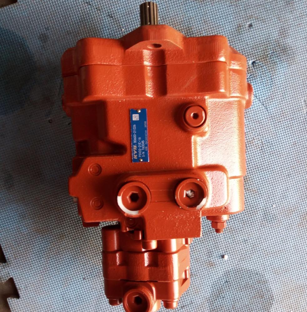 Экскаватор гидравлический насос Kayaba PSVD2-21 гидравлический насос