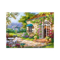 Diy Canvas Wall Art Landscape Picture Full Drill 3d Diamond Painting Fotos kits