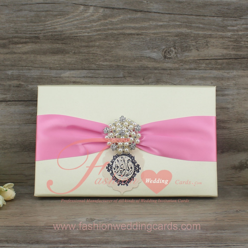 Luxury Silk Box Wedding Invitations Wholesale Wholesale, Boxes ...