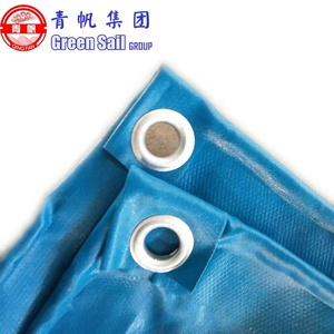Waterproof PVC Coated Tarpaulin fabric for Truck Cover Carport