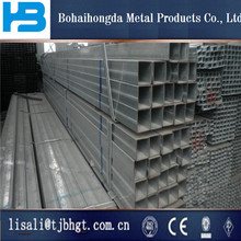 analysis report of GALVANIZED STEEL SQUARE PIPE business partner