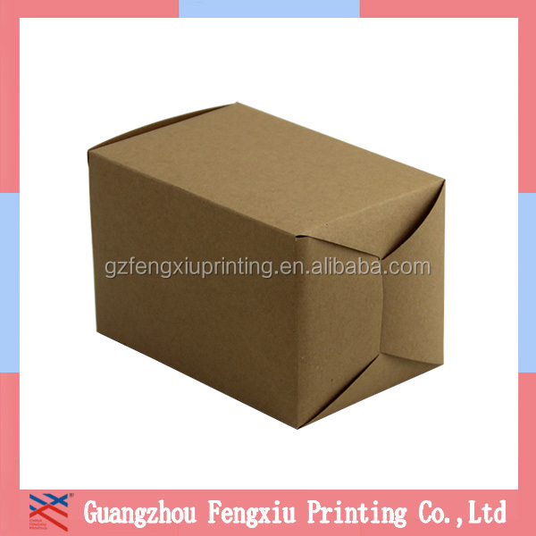 Printed Handmade Paper Storage Box Accessories Packaging Boxes Supplier
