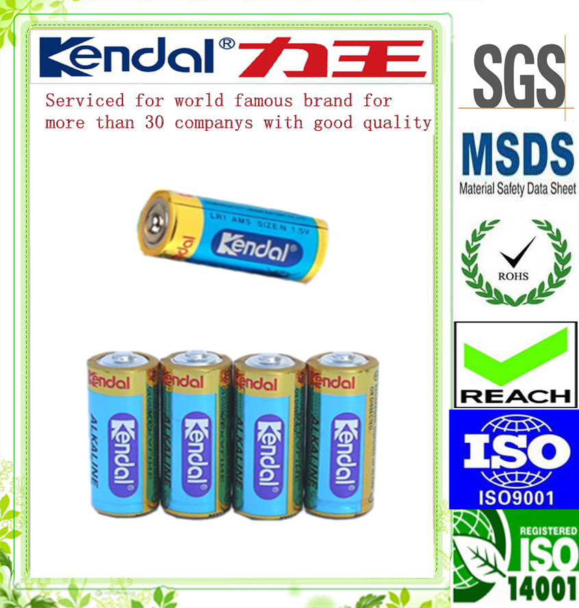 dry batteries lr1 am5 E90