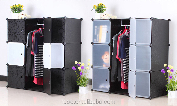 2015 Stackable Plastic Wardrobes,Magic Cubes Plastic Foldable Baby ...