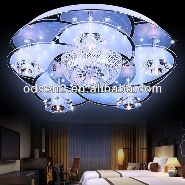 Odsen modern european empire style chinese crystal pendant light made in China