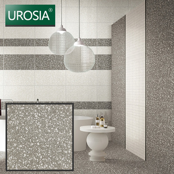 600 600 italy bathroom Antiskid wear-resisting terrazzo floor tile mould concrete terrazzo floor tiles