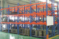 China golden supplier selective industrial storage racks metal TUV certified