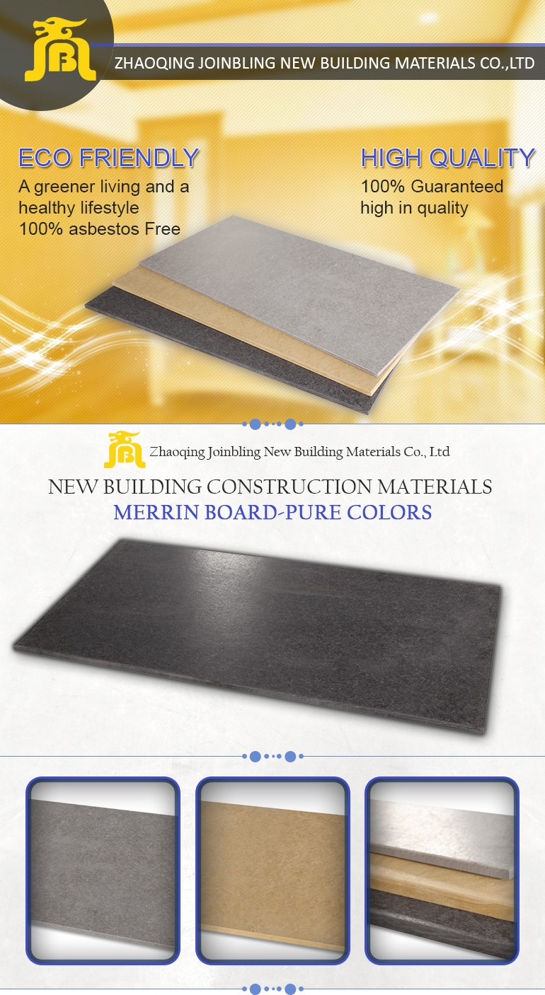 Cement Board Brand Names : Top quality waterproof fiber cement board for outdoor