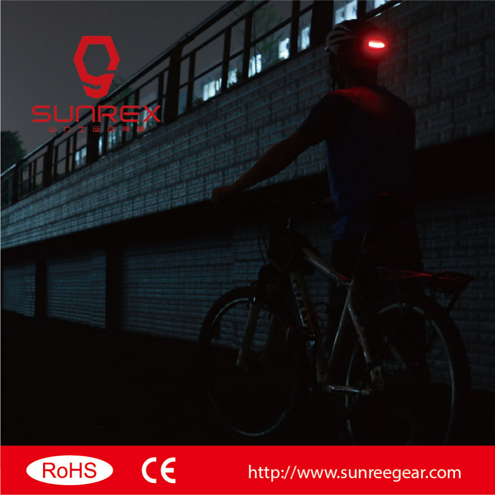 500lm 2017 sunree light lighting bycycle light Authentic