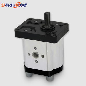 SJYY China factory rexroth type tandem hydraulic gear pump
