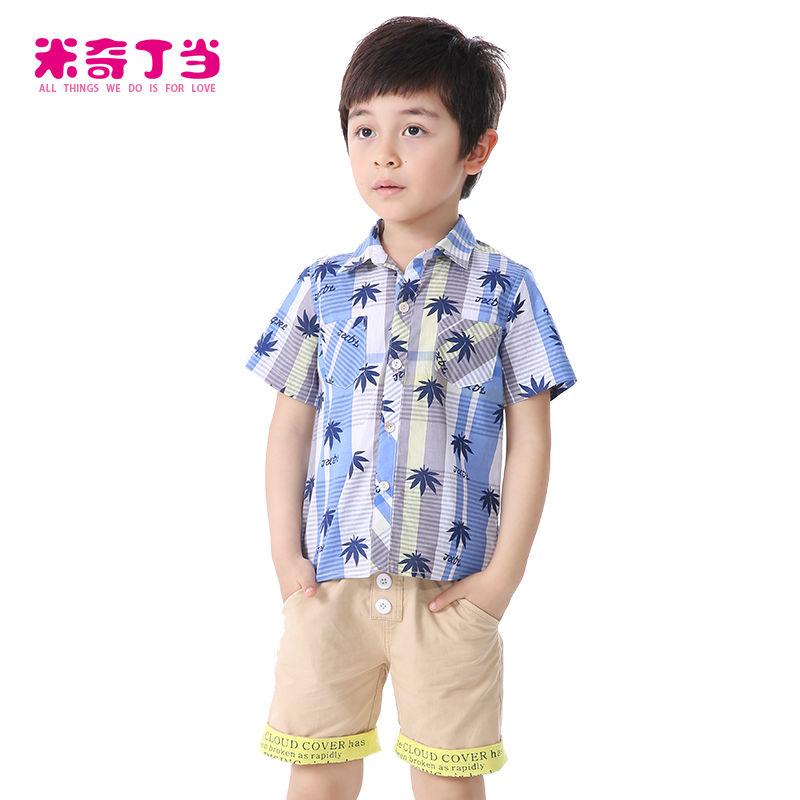Encuentre el mejor fabricante de camisas hawaianas para niños y camisas hawaianas  para niños para el mercado de hablantes de spanish en alibaba.com