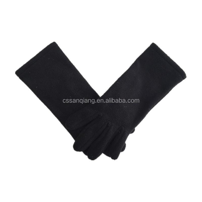 Outdoor Biker Weiche Lange Sleeve Finger Warm Arm Wärmer Handschuhe Regenbogen 1 Paar Armstulpen