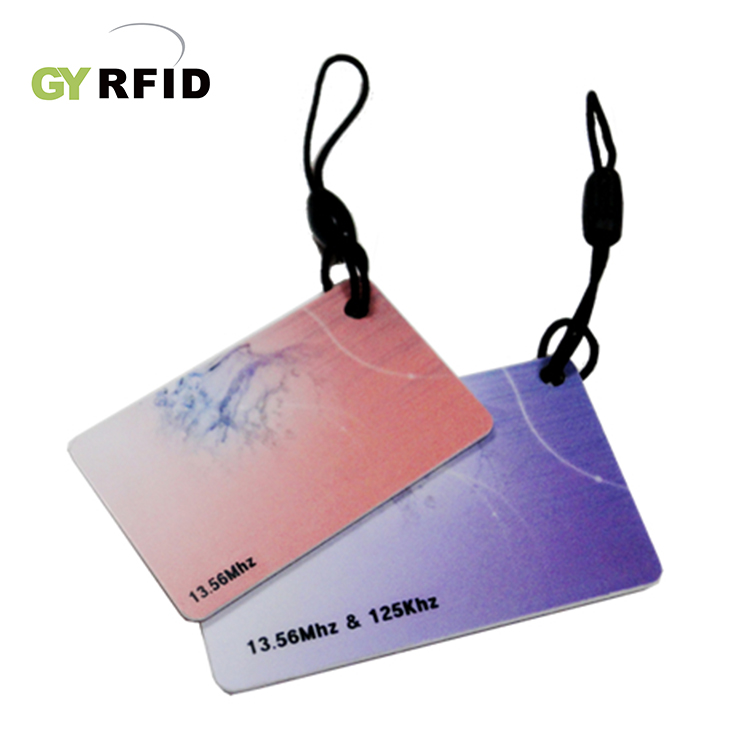 rfid keychain 26bit id prox fob for access security(KEP5028)