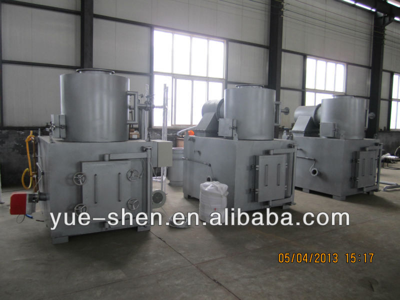 low energy consumption garbage incineration equipment