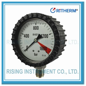 1320100124-Rubber protector Rubber cover pressure gauge