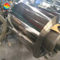 Jieyang Inox Manufacture 201 304 316 SS Cold Rolled Stainless Steel Coil