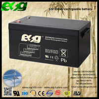 12V long life gel deep cycle battery 12v 250ah 200ah 150ah 100ah lead acid battery UPS BATTERY for solar system