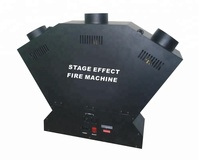 Deli DF-17 3 Heads Flame Machine Fire Machine For Stage Special Effects