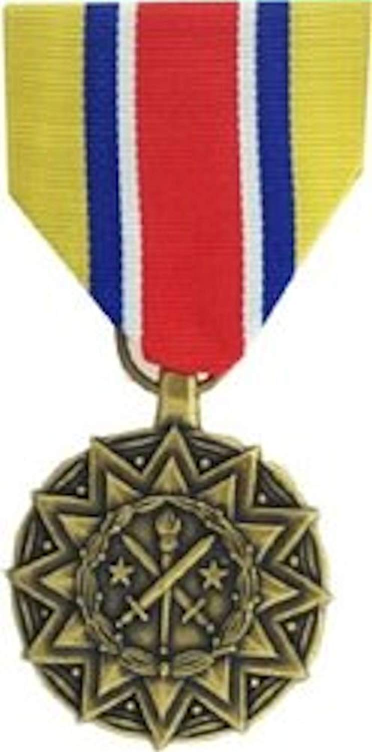 Army Reserve Components, National Guard-MEDAL