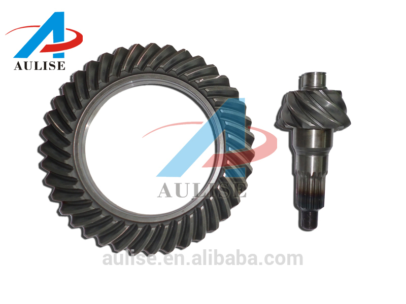 JAC DONGFENG FOTON REUCK PARTS JAC HFC1061 Crown and Pinion Steel Gear 24KB23-02011/12