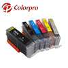 Printer supplies Wholesale China Premium Ink Cartridge 250xl 251xl for Canon pgi-250 cli-251 Ink Cartridge