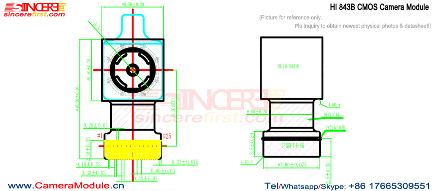 Manufacturer Price Arduino Cmos Camera Module Ov7670 Arduino Cmos Camera  Module Arduino Camera Module Tutorial Vision Solution - Buy Arduino Cmos