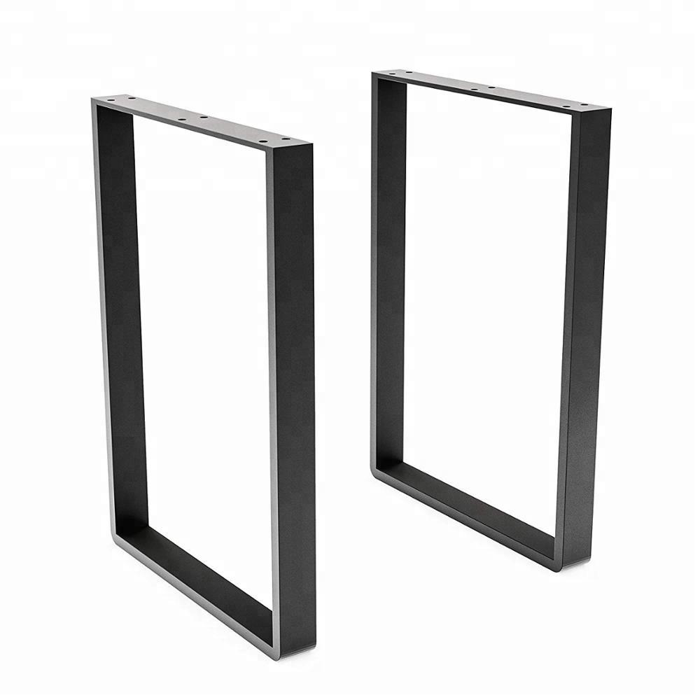 - Oem Steel Forged Diy Metal Folding Table Leg U Legs - Buy Metal