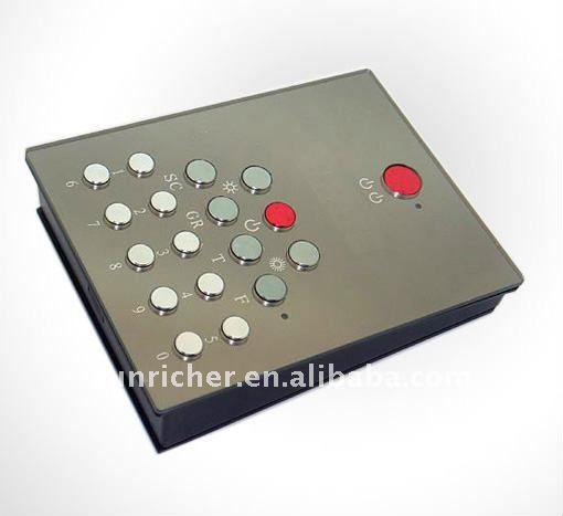 18 keys DMX512 controller DMX512 led dimmer pack