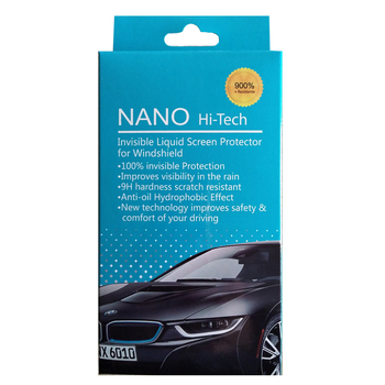 Nano Liquid Car Glass Protector Shiny Gloss 9H Nano Water Proof Liquid Glass Coating for Car