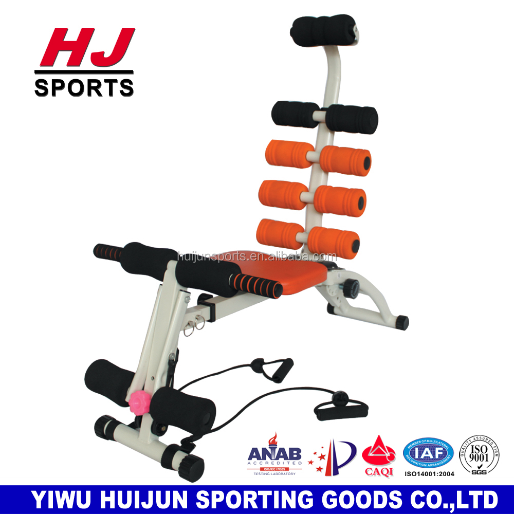 HJ-B036 Eight Pack Care abdominal fitness Six Exercise Pack Care push up machine sit up AB trainer rocking chair