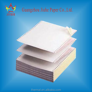 Good quality carbonless duplicate paper registration form