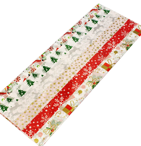 Cheap Christmas Design Christmas Tree, Snowflake Printed Tissue Paper