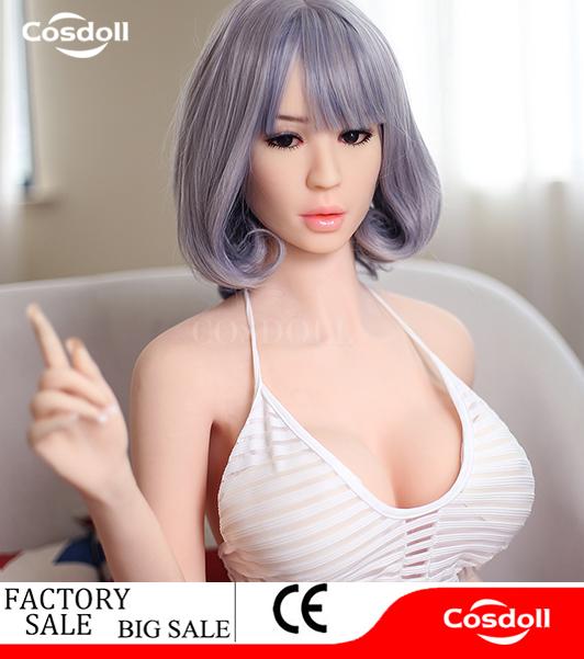 Полноразмерная кукла из латекса для секса #4