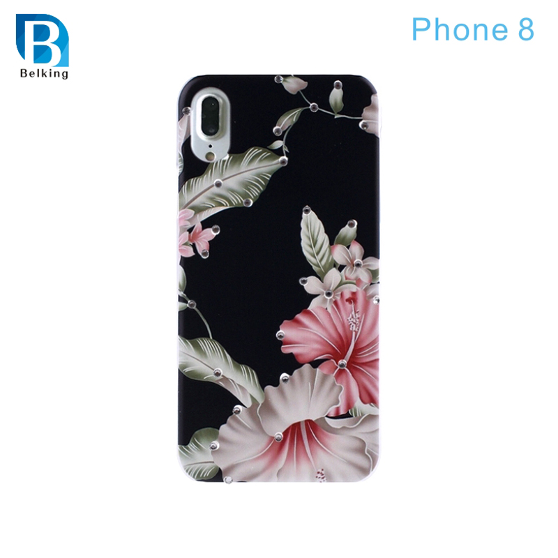 mobile phone accessories,custom design mobile phone case for iphone 8