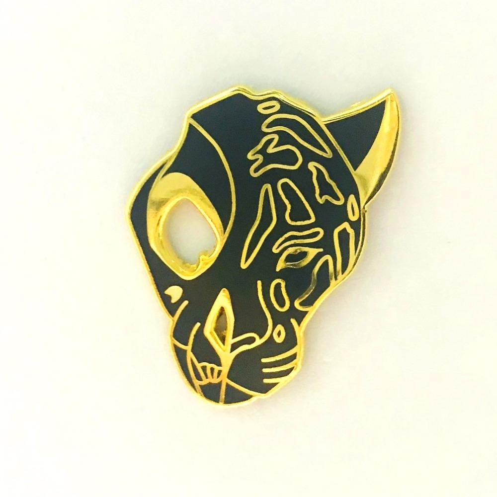 2535996950f Panther Pin