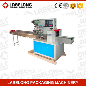 Automatic bag packaging system for Maltesers