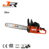 52cc CE approved chainsaw Gasoline powered chainsaw