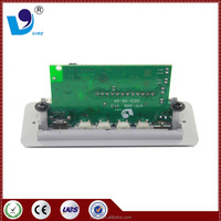 high quality customized fm usb mp3 player module ir remote control