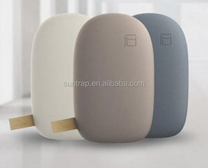 Universal Dual USB Output 10400mAh Stone Mobile Power Bank