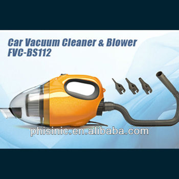handheld portable 4 in 1 12V Car Vacuum Cleaner