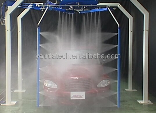 Self Serve Car Wash Equipment Car Washing Machine Touch