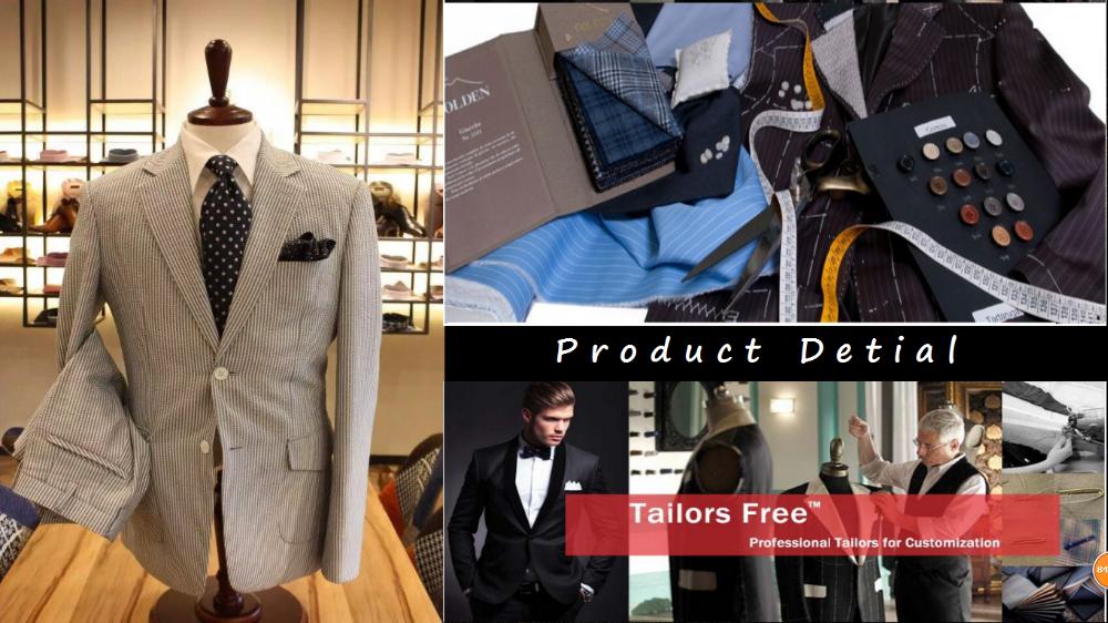 Custom Made Dark Blue And Blacksuit,Tailor Made Suit,Bespoke Men ...