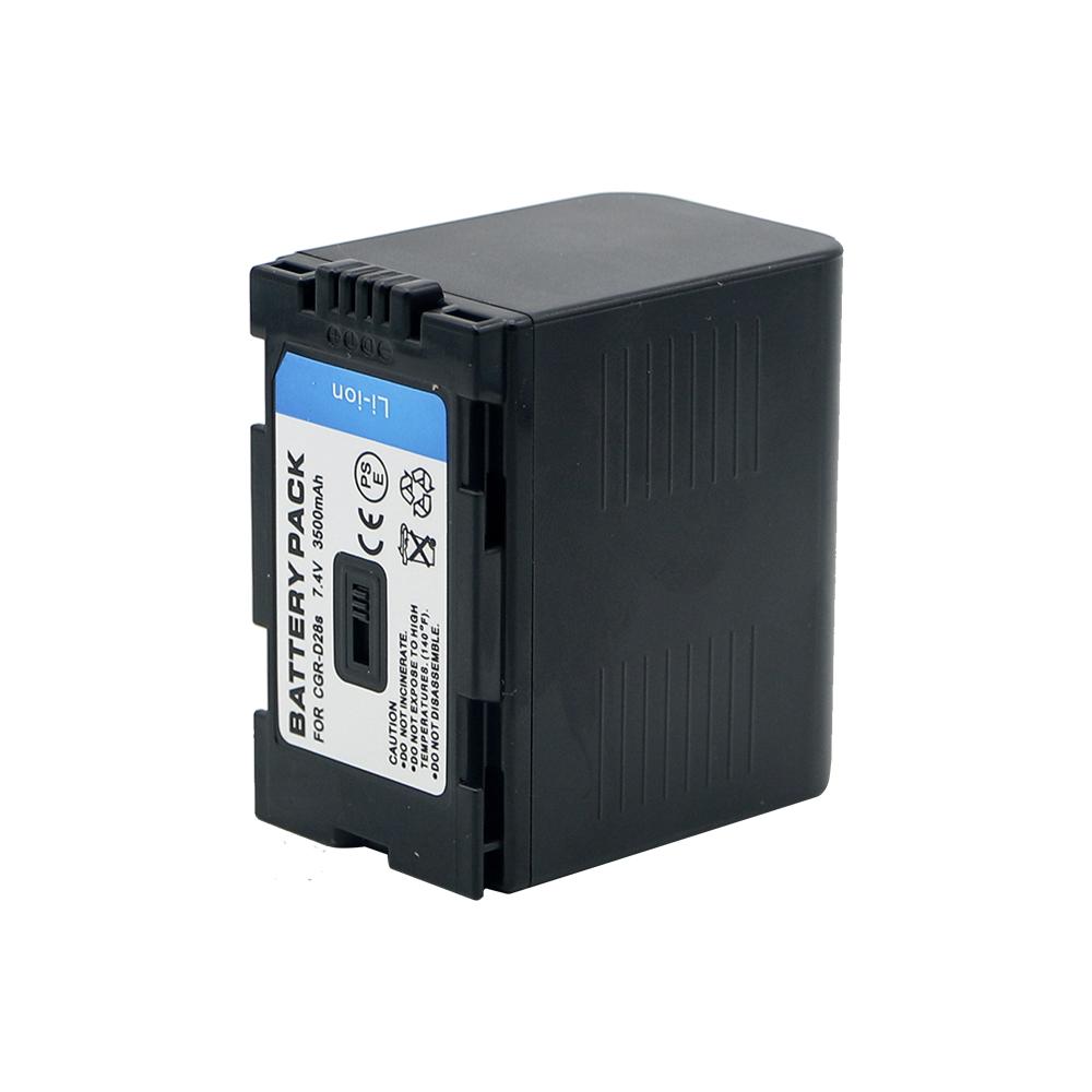 Batería panasonic nv-mx2 nv-mx2eg nv-mx3 nv-mx3a /_